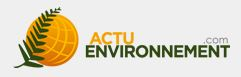 Sophie Paturle-Guesnerot on a TV set for the 15th Anniversary of Actu-Environnement