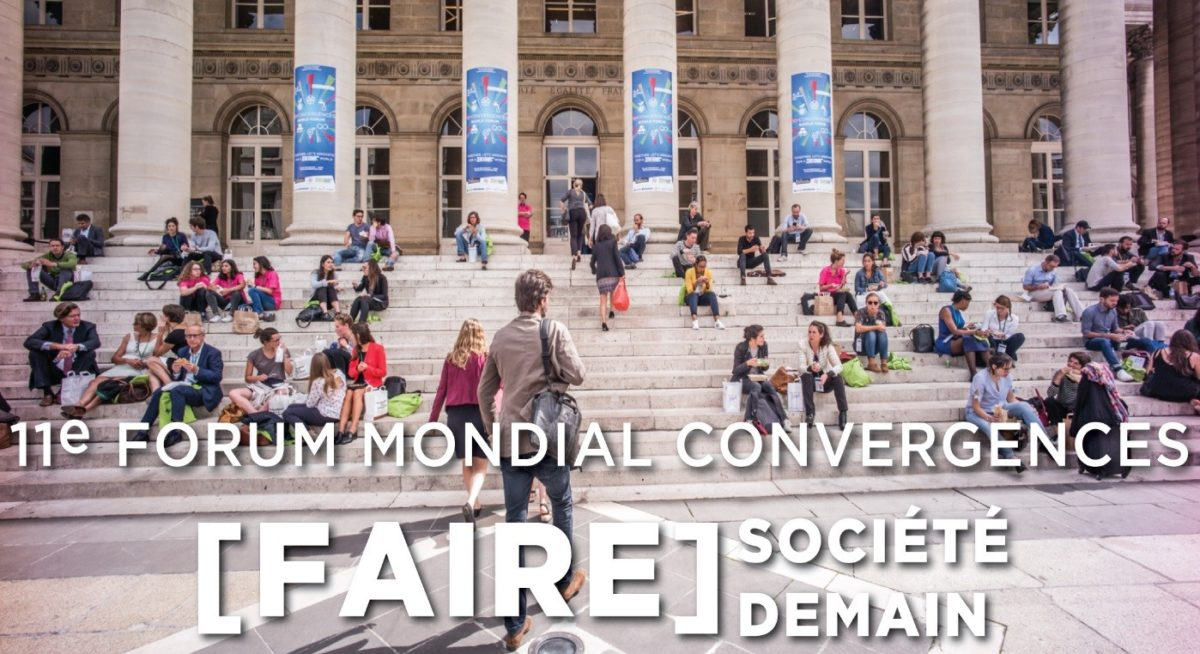 DEMETER contributes to the Convergences World Forum