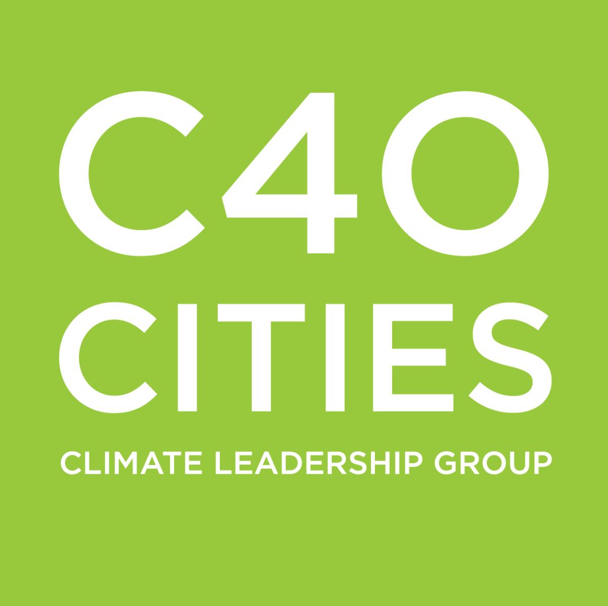 Stéphane Villecroze participates at the C40 Divest/Invest Forum at London's City Hall on March 20th