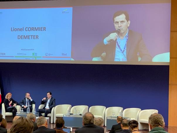 Lionel Cormier intervient au 10ème Forum National des Eco-Entreprises