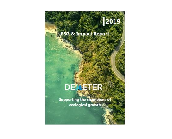 Notre Rapport ESG & Impact 2019 est désormais disponible